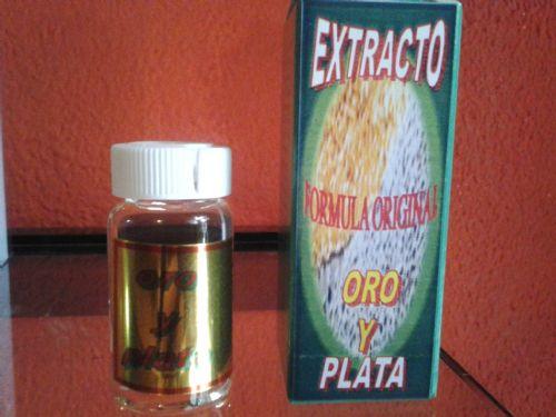 Extracto ORO Y PLATA