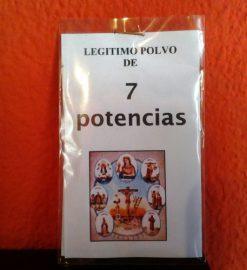 7 Potencias