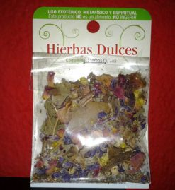 Hierbas Dulces