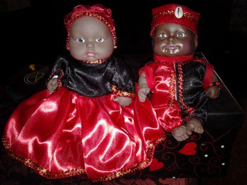 Muñecos Eleggua